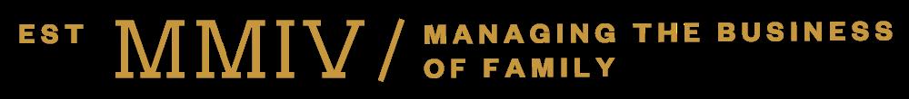 Family Asset Management